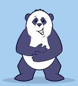 Panda Character