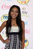 LOS ANGELES - AUG 10:  Teala Dunn at the 2014 Teen Choice Awards at Shrine Auditorium on August 10, 2014 in Los Angeles, CA