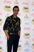 LOS ANGELES - AUG 10:  Richard Brancatisano at the 2014 Teen Choice Awards at Shrine Auditorium on August 10, 2014 in Los Angeles, CA