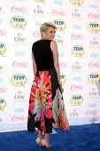 LOS ANGELES - AUG 10:  Chelsea Kane at the 2014 Teen Choice Awards at Shrine Auditorium on August 10