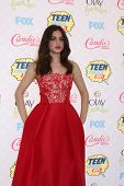 LOS ANGELES - AUG 10:  Odeya Rush at the 2014 Teen Choice Awards at Shrine Auditorium on August 10,