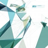 Abstract shapes background | EPS10 Futuristic Design