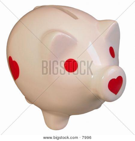 Piggybank poster