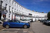 Royal Crescent, Cheltenham.