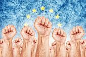 European Labor Movement, Workers Union Strike
