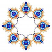 pic of ottoman  - Ornament design Ottoman and Turkish decorative arts - JPG