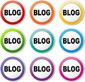 Blog Icons