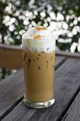 Iced Cappuccino (ice Coffee)