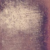 Grunge texture. With different color patterns: purple (violet); pink; gray purple (violet); pink; gray