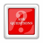Ask Questions Icon