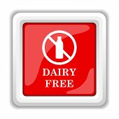 Dairy Free Icon