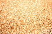 Food Background With Copy Space. Shiny Brown Sugar On Wooden Background Close Up, Still Life.