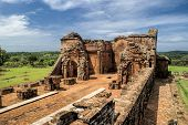 Encarnacion And Jesuit Ruins In Paraguay