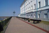 stock photo of siberia  - Tobolsk Kremlin - JPG