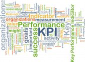 picture of indications  - Background text pattern concept wordcloud illustration of KPI Key Performance Indicator - JPG