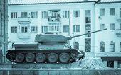 Постер, плакат: Armor Tank