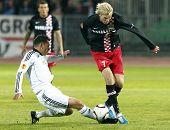 Debrecen vs. PSV Eindhoven 1-2 UEFA Europa League game